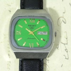 Vintage Seiko Automatic Watch (1978-1981)